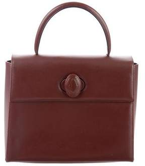 Cartier Leather Handle Bag