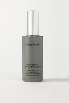African Botanics - Cloudburst Micro-emulsion Balancing Moisturizer, 50ml - Colorless