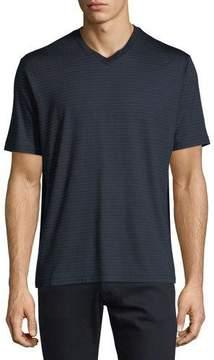 Giorgio Armani Triangle Jersey Shirt