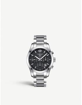Longines L27864566 Conquest watch