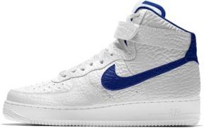 Nike Force 1 Premium iD (New York Knicks) Shoe