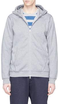 Reigning Champ Interlock stitch zip hoodie