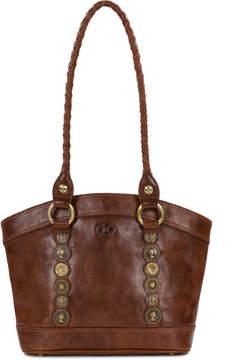 Patricia Nash Renaissance Coin Zorita Shoulder Bag