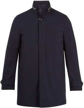 Paul Smith Detachable-lining wool coat