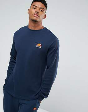 Ellesse Long Sleeve T-Shirt with Small Logo