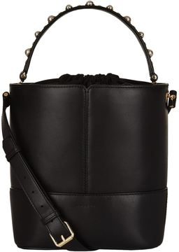 Sandro Embellished Bucket Bag