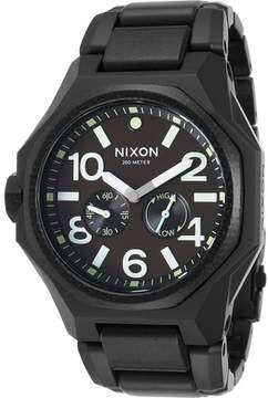 Nixon Watches Mens Tangent Stainless Steel Watch