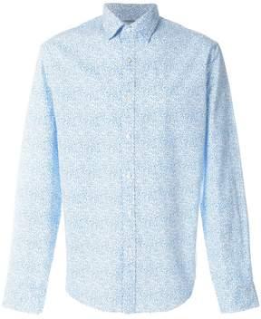 MICHAEL Michael Kors small floral-print shirt