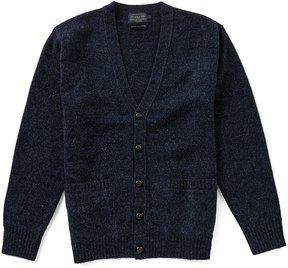 Pendleton Shetland Solid Cardigan