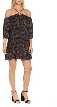 Cooper & Ella Women's Ellinor Cold Shoulder Dress