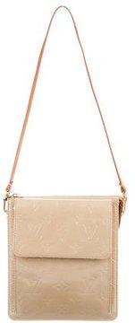 Louis Vuitton Vernis Mott Bag - NEUTRALS - STYLE