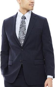 Claiborne Neat Stretch Suit Jacket - Classic Fit