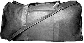 David King Leather 304 Duffel Bag