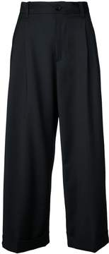 Facetasm cropped pants