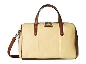 Vera Bradley Preppy Poly Marlo Satchel Satchel Handbags