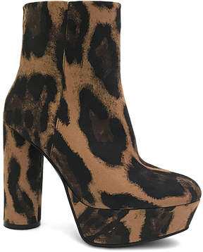 Bamboo Leopard Goodvibes Boot - Women