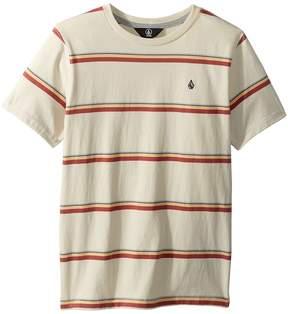 Volcom Sheldon Crew Tee Boy's T Shirt