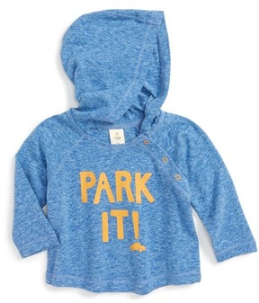 Tucker + Tate Hooded Graphic T-Shirt (Baby Boys)