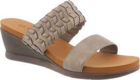 BearPaw Misty Slip-On Wedge Sandal (Women's)