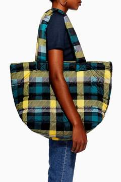Topshop Tokyo Puffer Tote Bag