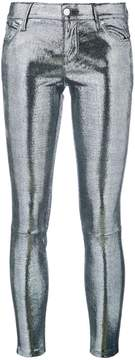 RtA metallic leggings