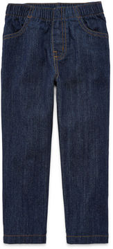 JCPenney Okie Dokie Pull-On Jeans - Toddler Boys 2t-5t