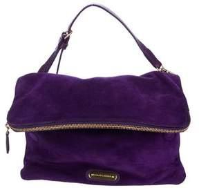 Ralph Lauren Leather & Suede Crossbody Bag