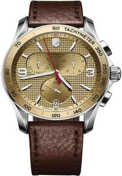 Victorinox Men's Chrono Classic Tachymeter Watch, 41mm