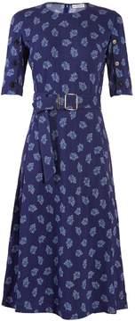 Altuzarra Elena floral-print crepe dress
