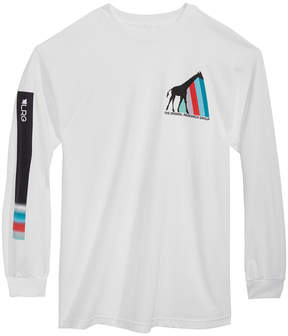 Lrg Men's The Original Prism Long-Sleeve T-Shirt