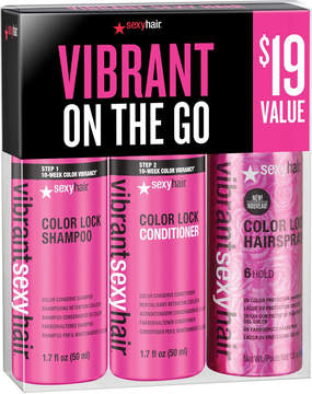 Sexy Hair Vibrant On-The-Go Mini Trio