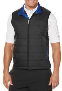 Callaway Opti-Therm Sleeveless Puffer Vest Golf Jacket