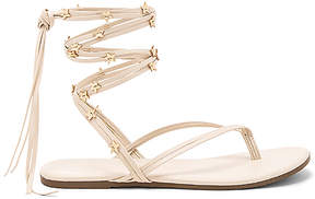 TKEES Lily Wrap Sandal