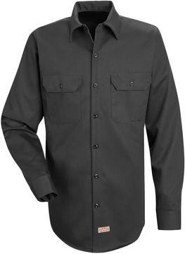 JCPenney Red Kap Deluxe Heavyweight Cotton Shirt