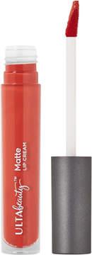 ULTA Matte Lip Cream - Brilliant (medium orange red matte)
