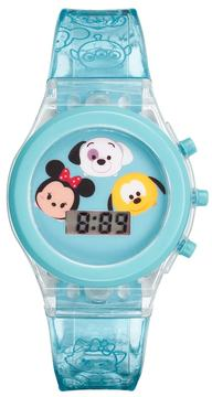 Disney Disney's Tsum Tsum Kids' Digital Light-Up Watch