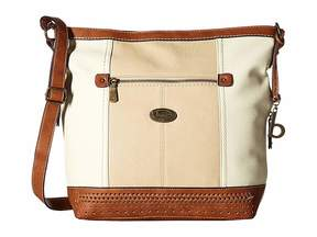 b.ø.c. Fanning Whip Bottom Band Crossbody Shoulder Handbags