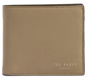 Ted Baker Men's Leather Wallet - White