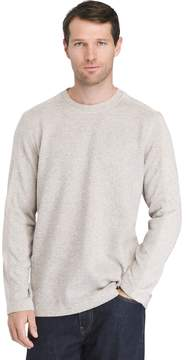 Arrow Men's Colorblock Crewneck Fleece