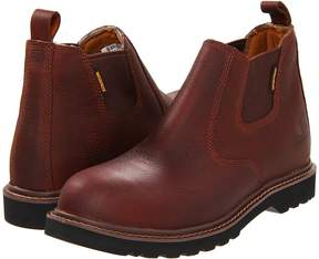 Carhartt CMS4200 4 Safety Toe Romeo Boot Men's Work Pull-on Boots