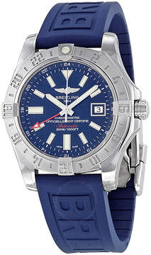 Breitling Avenger II GMT Automatic Blue Dial Men's Watch A3239011-C872BLPD3