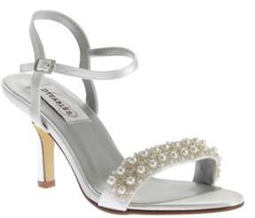Dyeables Women's Anabelle Ankle Strap Sandal.