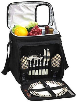 Picnic at Ascot London Picnic Cooler For Two 30342