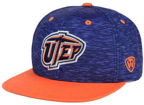 Top of the World Utep Miners Energy 2-Tone Snapback Cap