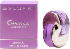 Bvlgari Omnia Amethyste for Ladies Eau de Toilette Spray, 2.2 oz./ 65 mL