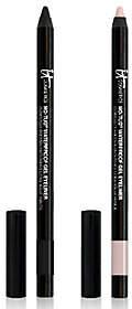 It Cosmetics Line & Brighten Anti-Aging Gel Eyeliner Duo Auto-Delivery