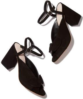 Loeffler Randall Leigh Heel in Black, Size 6