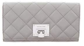 MICHAEL Michael Kors Astrid Leather Wallet