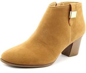 Alfani Womens Leoh Almond Toe Ankle Fashion Boots.
