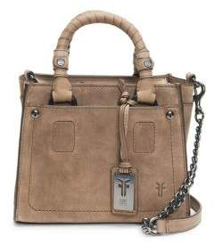 Frye Demi Mini Leather Satchel